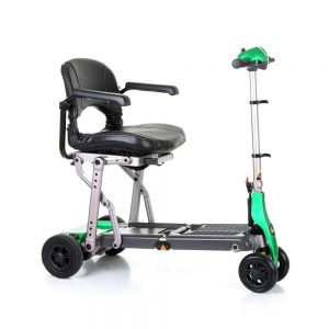 Yoga Scooter Green24